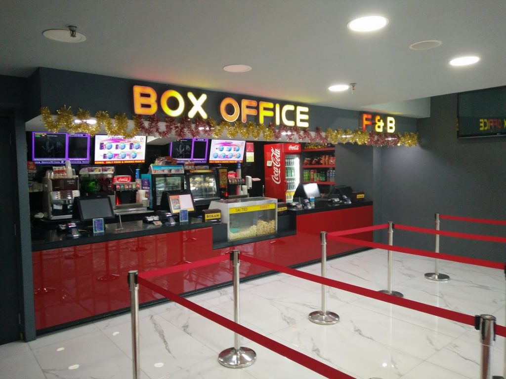 Rex Cinema Golden Mile, Singapore. (photo: Patrick von Sychowski / Celluloid Junkie)
