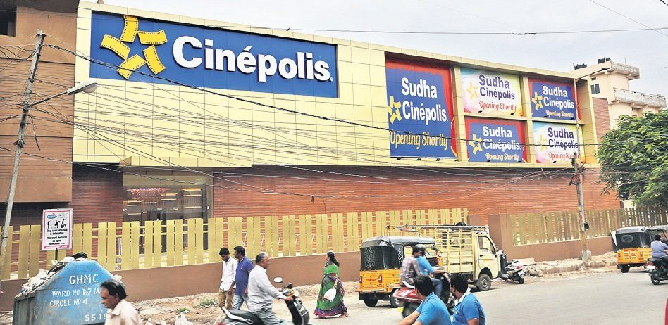 Sudha Cinepolis coming soon. (photo: Telangana today)
