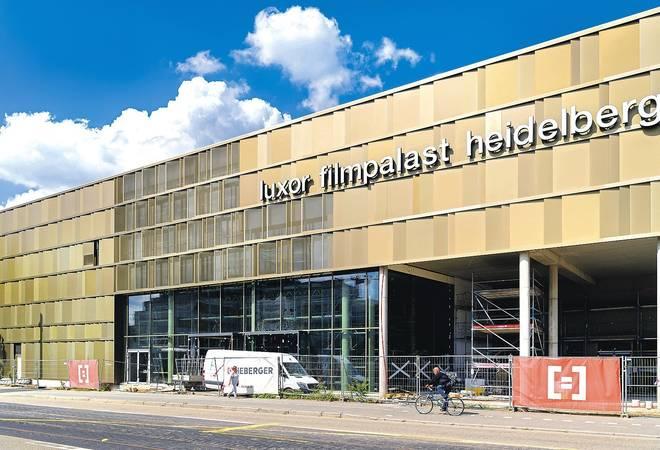 Luxor Filmpalast Heidelberg - opening Oct-Dec. (photo: Philipp Rothe / RNZ)