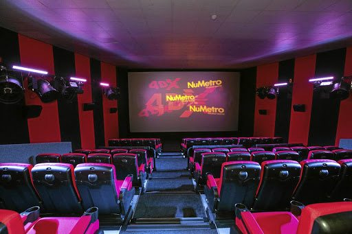 NuMetro cinema. (photo: Business Live)