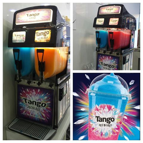 Tango Ice Blast - doesn't always work.(photo: @urbanbbl / Instagram)