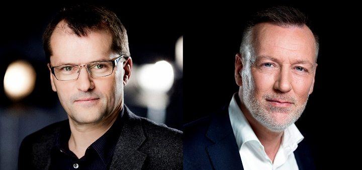 John Tønnes & Asger Flygare Bech-Thomsen. (photo: Danske Biografer)