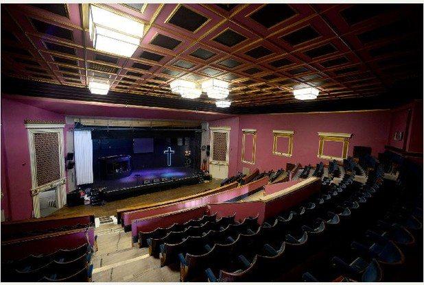 The Riviera Cinema in Teignmouth. (photo: Devon Live)
