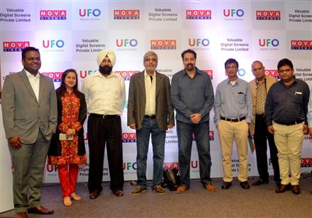 UFO Moviez launches Nova Cinemas in Punjab. (Punjab News Express)