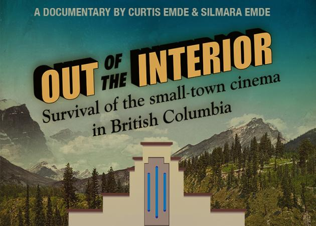 """Out of the Interior"" documentary poster."