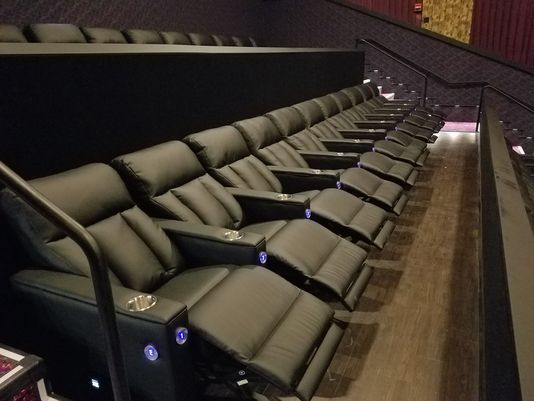 Maya Cinema's new recliners. (photo: Maya Cinemas)