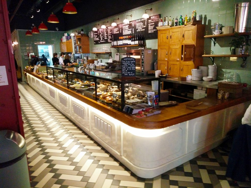 Picturehouse Central Ground Floor Cafe