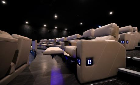Recliners similar to these in Odeon Kingston coming to Glasgow Quay. (photo: Evening Times)
