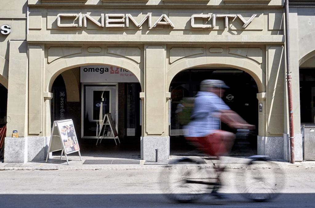 Kino City/Cinema City in Bern is closing. (photo: Adrian Moser / Der Bund)