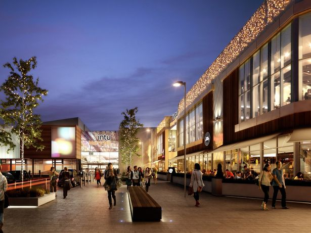 The proposed MErry Hill extension. (image: artist's impression)
