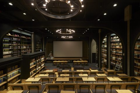 CGV's cinema library. (photo: CJ CGV)