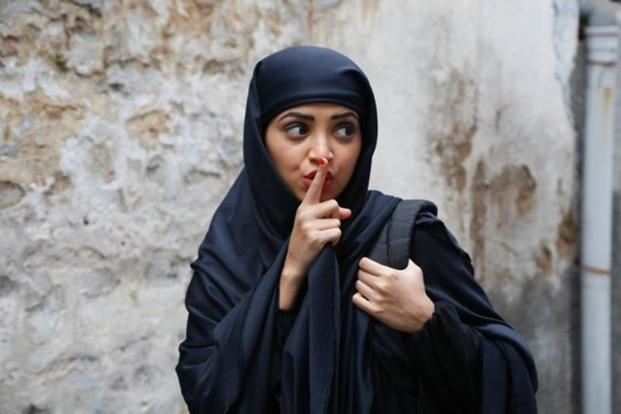 """Lipstick Under My Burkha"" - popular on Amazon Prime."