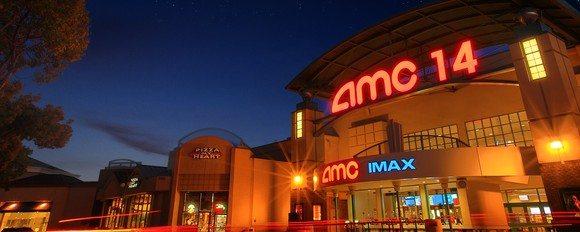 AMC Saratoga 14. (photo: AMC)