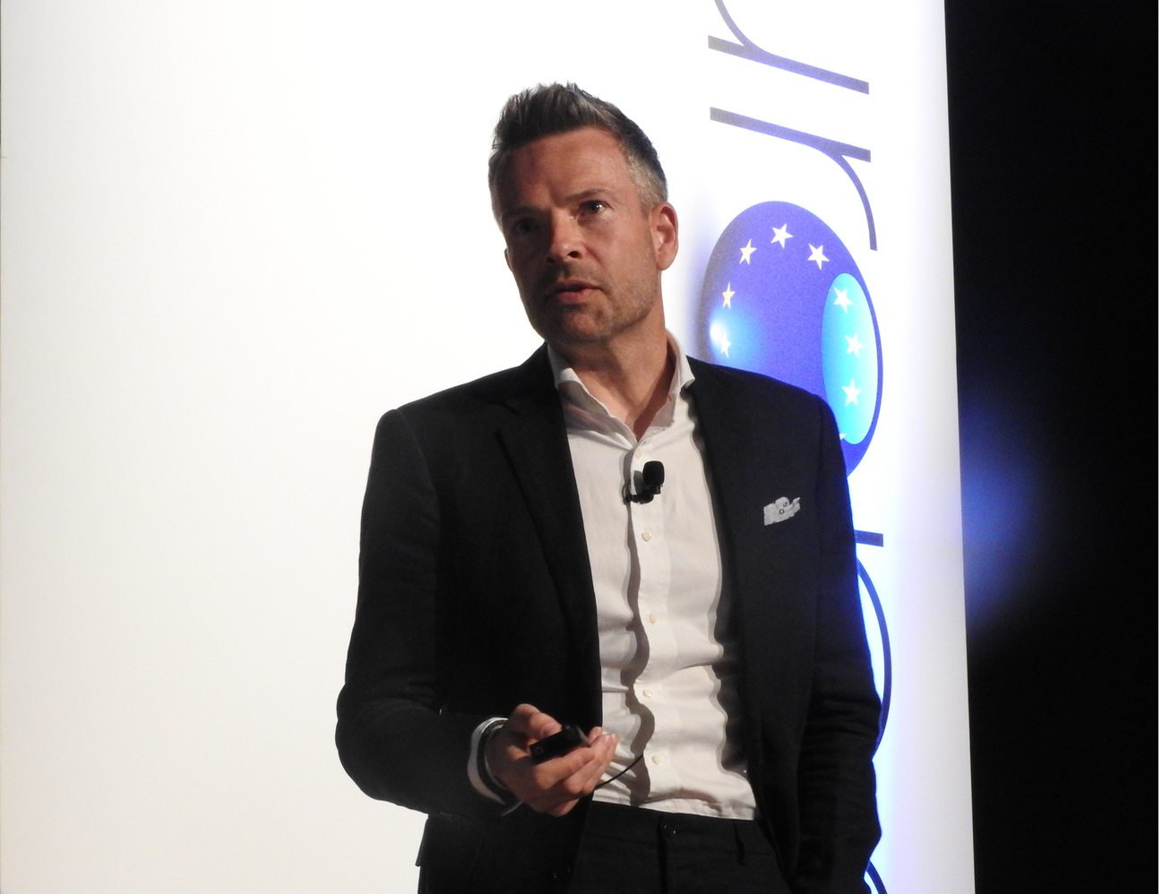 Vue's Kevin Styles speaks at CineEurope's Retail Seminar