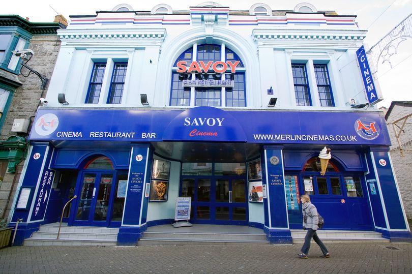 Savoy Cinema in Penzance. (photo: Cornwall Live)