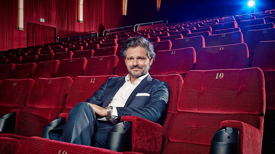 Cinemaxx's Carsten Horn. (photo: Cinemaxx)