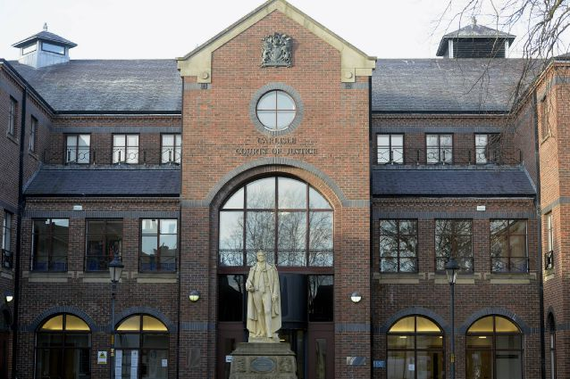 Carlisle Crown Court. (photo: Stuart Walker / News & Star)