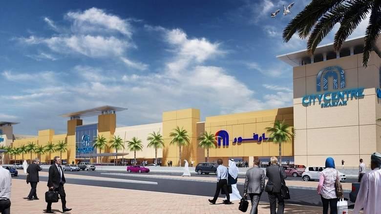 City Centre Sharjah featuring Vox. (photo: artist's impression)