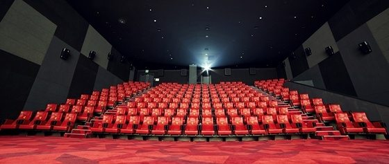 CineQ auditorium. (photo: Gamefocus)