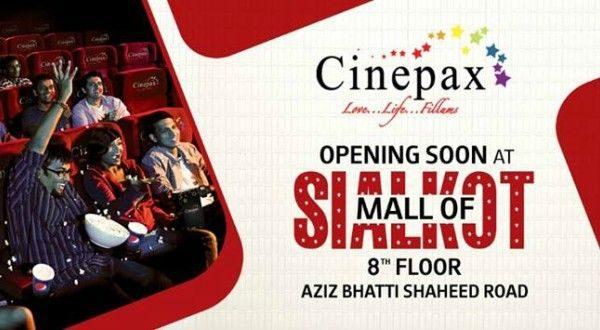 Cinepax Sialkot opening. (image: Sinepax)