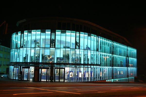 Comet Cine Centre. (photo: port01.com)