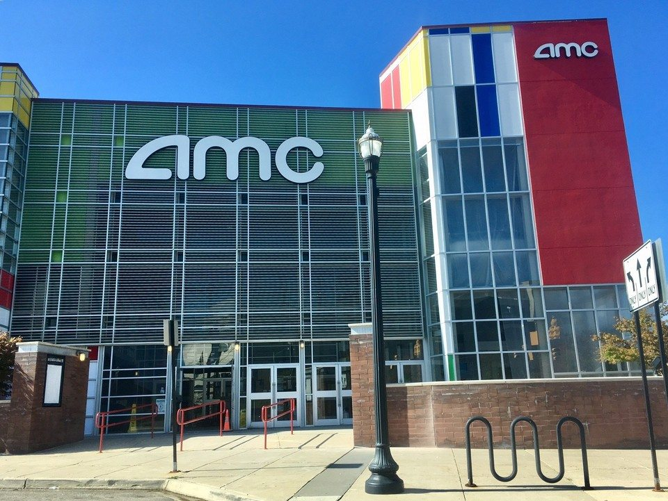 AMC Kalamazoo 10 opening this fall. (photo: Al Jones / MLive/Gazette)