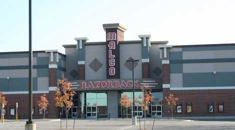 Malco Razorbacks is getting an IMAX. (photo: 5Live)