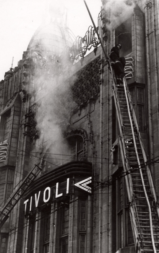 Fire at the Tuschinski Theatre (As Tivoli)