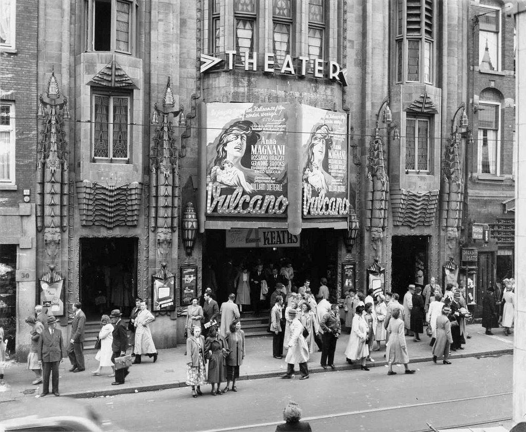 Tuschinski Theatre - 1950