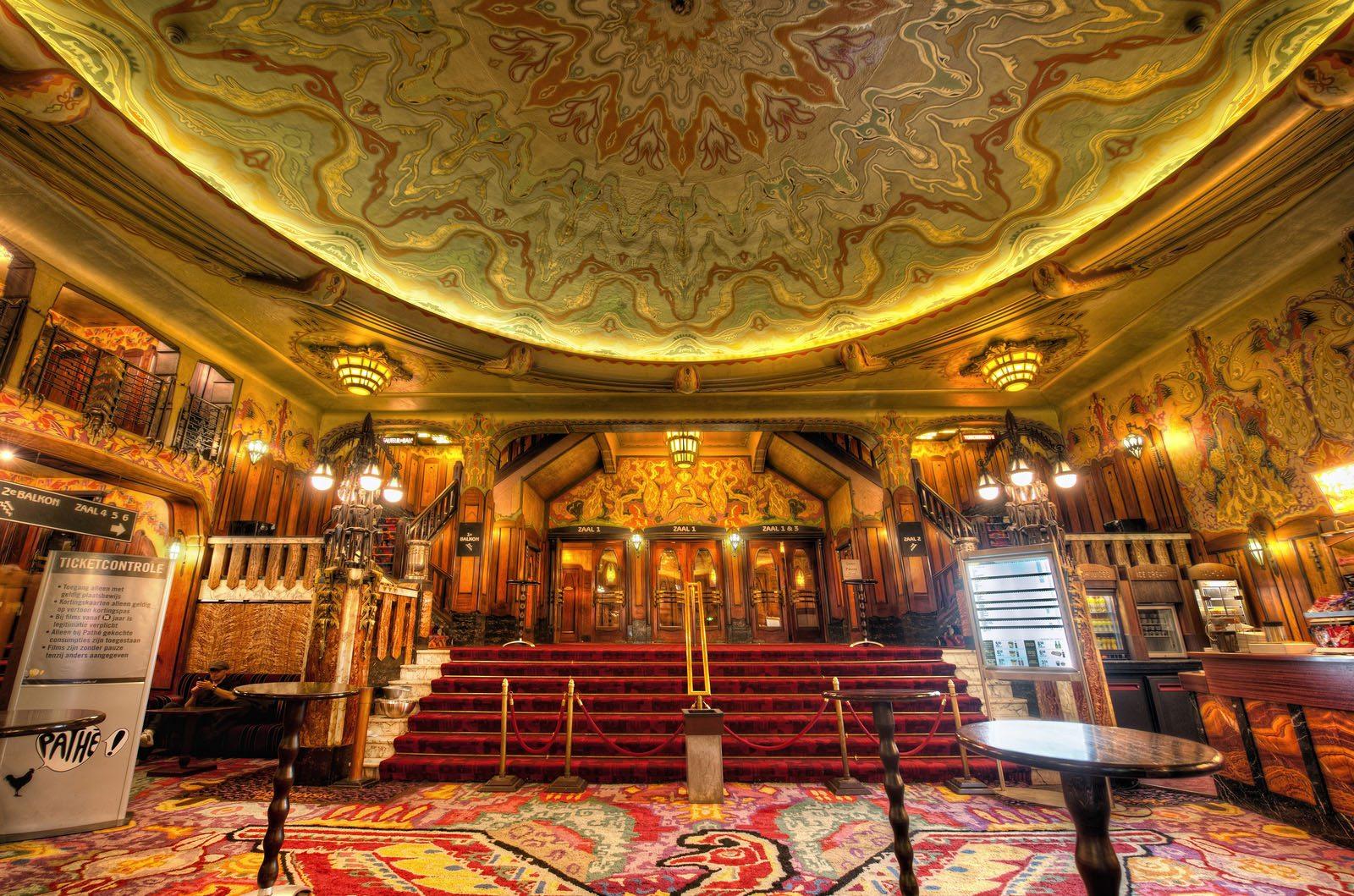 Tuschinski Theatre Lobby