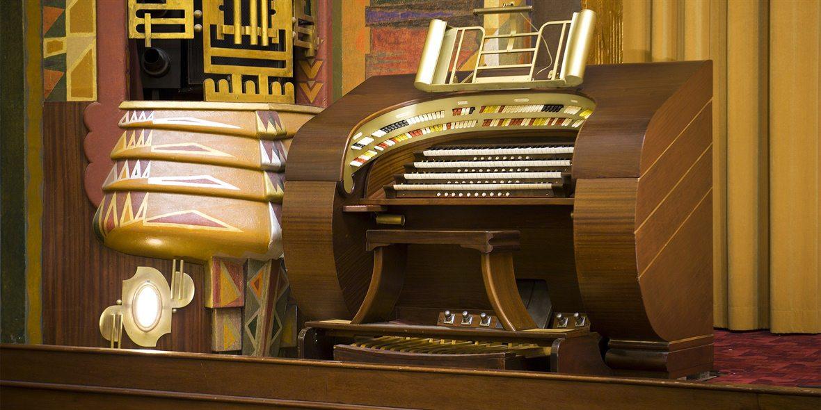 Tuschinski Theatre Wurlitzer Organ