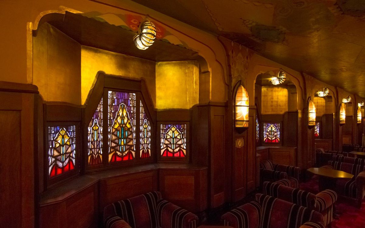 Tuschinski Theatre First Floor Balcony