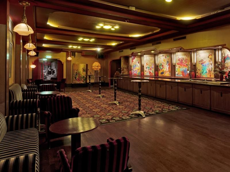 Tuschinski Theatre VIP Room