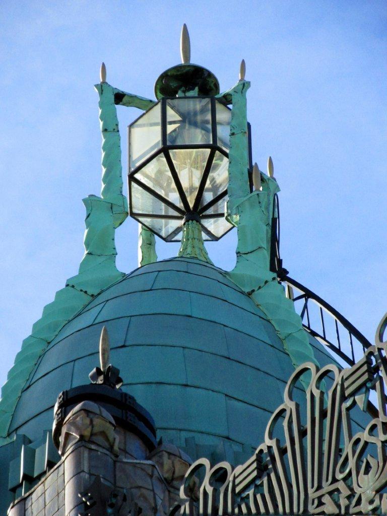 Tuschinski Theatre Exterior Lantern