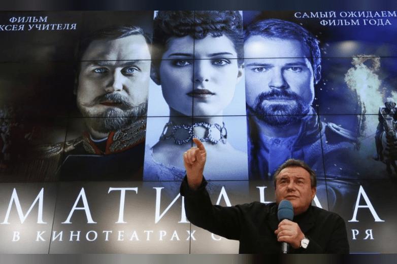 """Matilda"" director Alexei Uchitel. (photo: Sergei Karpukhin / Reuter)"