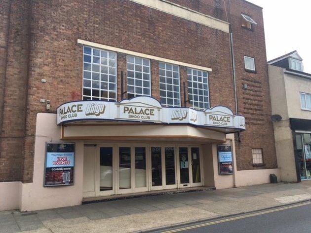 Palace Cinema Gorleston. (photo: Liz Coates)