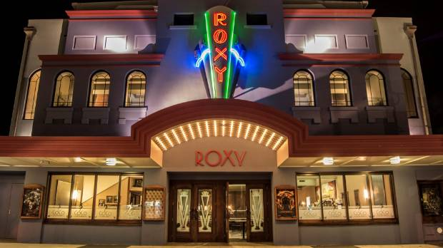 Roxy Cinema Miramar New Zealand (image: Roxy Cinema)
