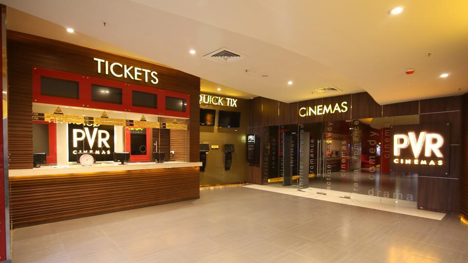 Multiplexes could be empty this Diwali in Chennai. (photo: PVR)