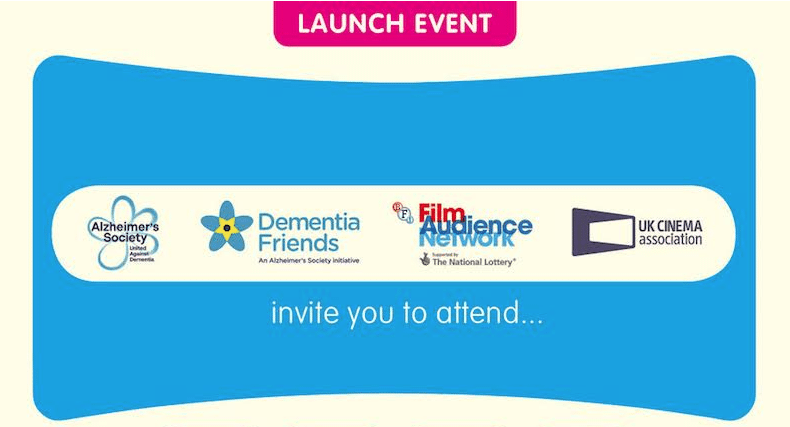 Dementia Friendly Screenings UK event