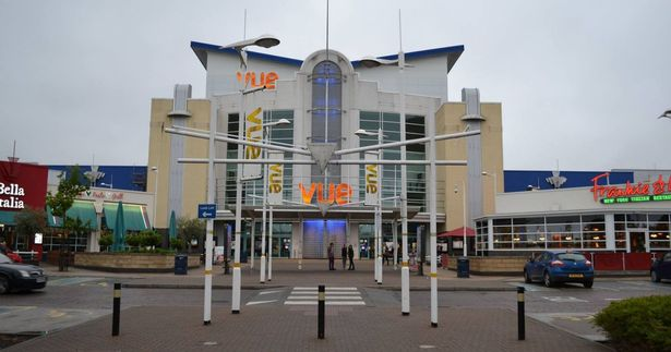 The Vue cinema at Cheshire Oaks. (photo: Liverpool Echo)