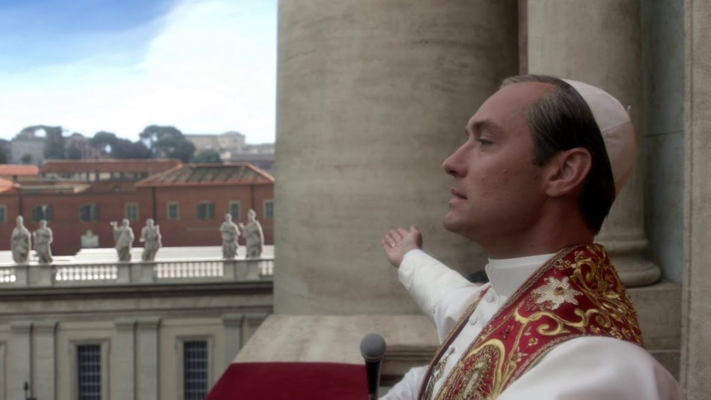 Blessed be the cinema - 'Young Pope' (photo: Sky Italia)