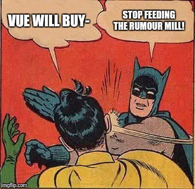 Vue will buy Odeon