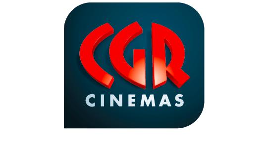 CGR Cinémas Logo