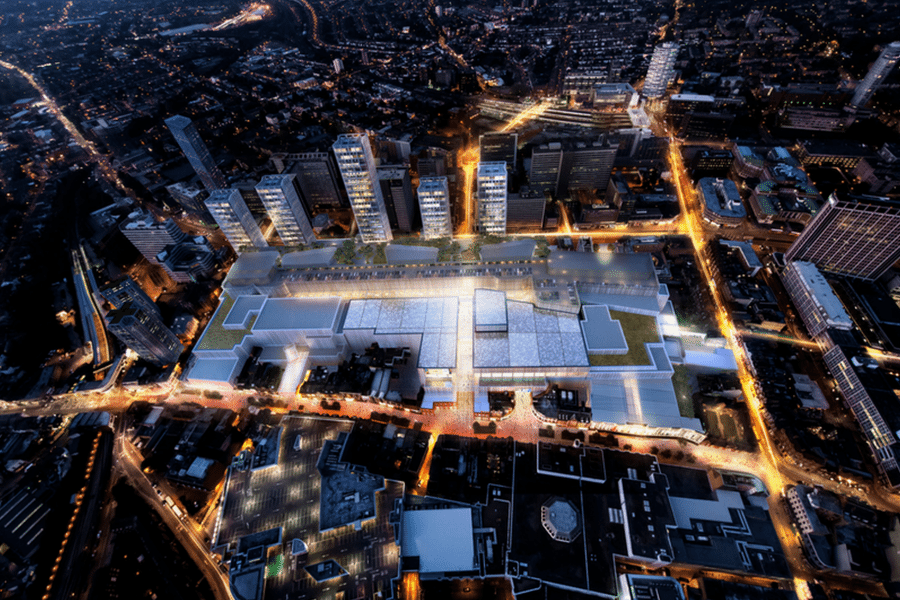 Westfield Croyden - home to a new Vue? (image: The Croyden Partnership)