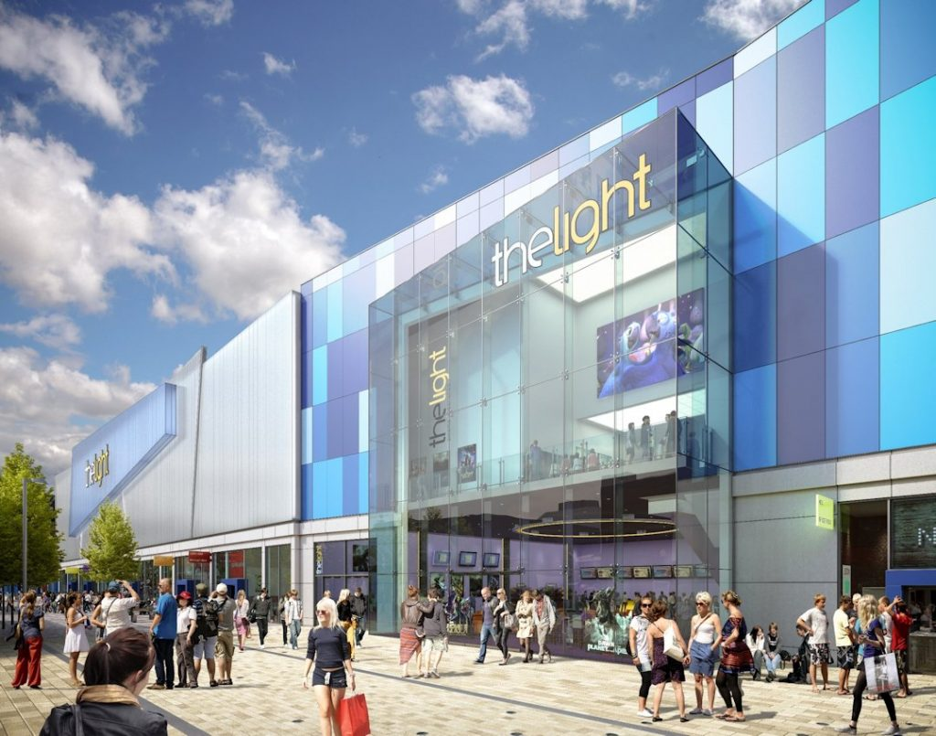 The Light, Redrock, Stockport. (image: artist's impression)