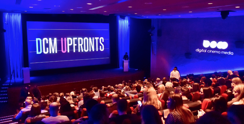 DCM upfronts - outlook is good. (image: DCM)