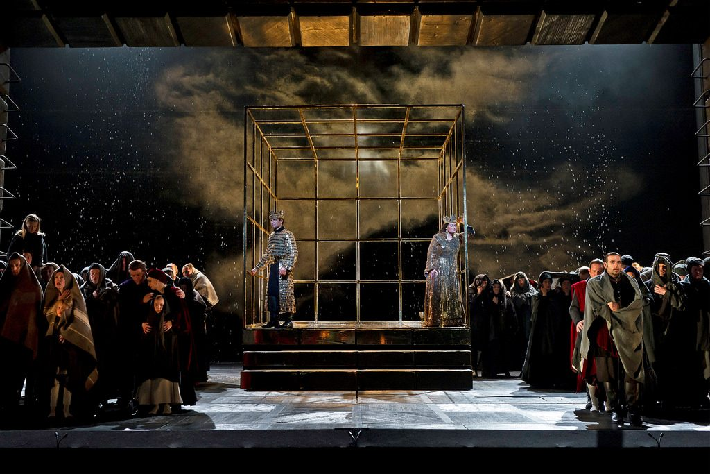 """Macbeth"" from the Royal Opera House. (image: ROH)"