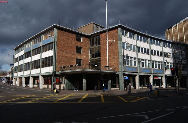 Coventry Telegraph building. (photo: Coventry Telegraph)