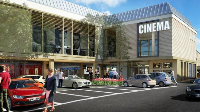 Everyman Cinema coming to Cirencester. (image: artist's impression)