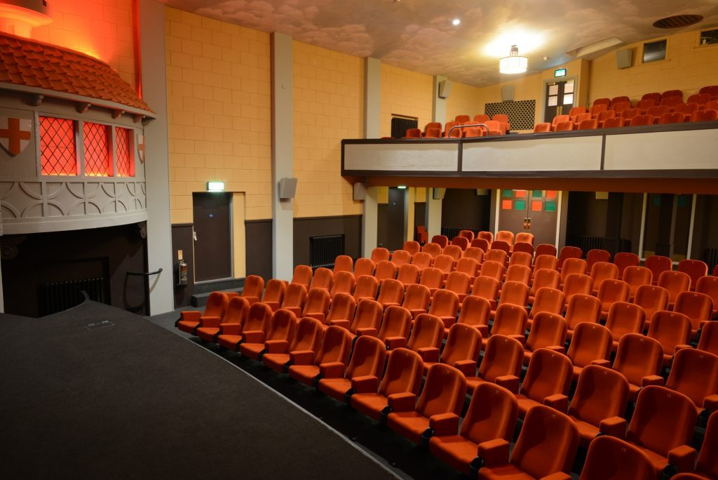 Campbeltown Picture House. (image: Campbeltown Courier)